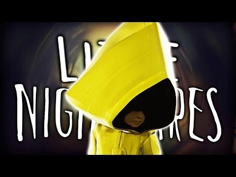 BAD DEPTH PERCEPTION | Little Nightmares Gameplay - Part 3