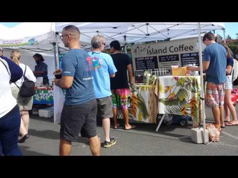 Awesome Farmers Market Oahu Kailua Hawaii