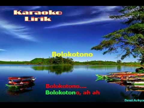 Bolokotono Dewi Azkya [ Karaoke Sunda ]