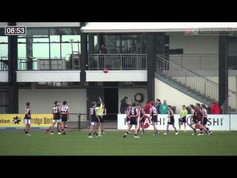 SMJFL 2014 Under 13 Div 3 Ajax Comets v St Peters