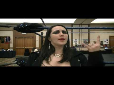 TNA Knockout Daffney talks about Pro Wrestling Destination!!!