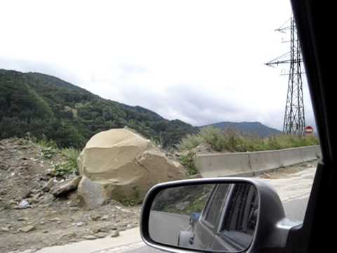 ROMANIA on the road -BUZAU Mountains 2011
