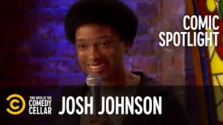 The Comedy Advice Josh Johnson Wishes He Got - This Week at the Comedy Cellar