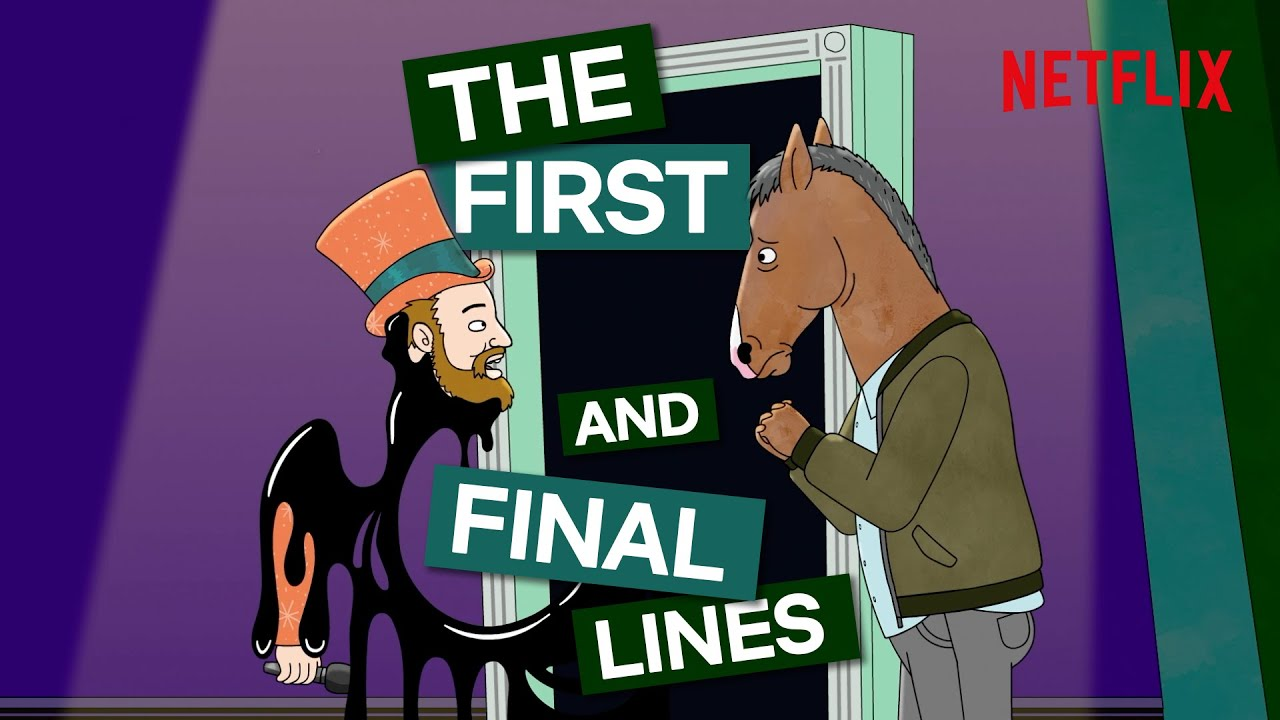 Download The First and Last Lines Spoken By BoJack Horseman Characters