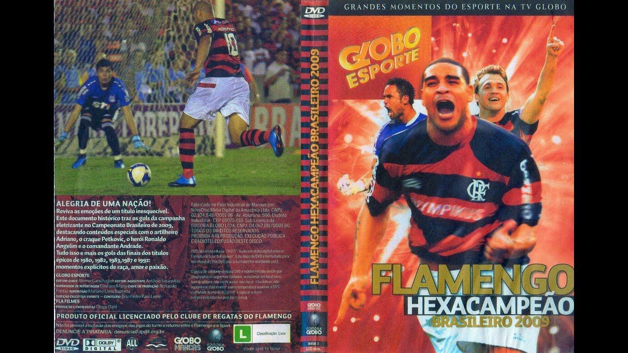 dvd do flamengo hexacampeao gratis