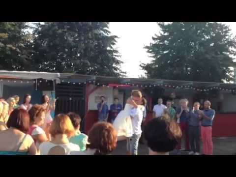 Свадебный танец КостяПолинафлэшмоб