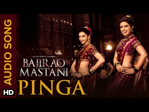 Pinga (Full Audio Song) | Bajirao Mastani...