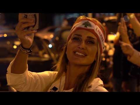 مسيرة نسائية في طرابلس -ولعانة مع النساء، سلمية وطنية-  - 15:51-2019 / 11 / 11