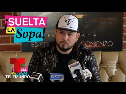 ¡Se armó la guerra entre Roberto Tapia y Juanes! | Suelta La Sopa | Entretenimiento