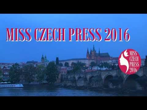 MISS CZECH PRESS 2016 - LIVE