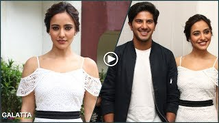 I am happy that my first bilingual movie is with Dulquer Salmaan - Neha Sharma