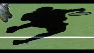 Roger Federer vs Andre Agassi - Kooyong 2004 SF (Highlights) HQ