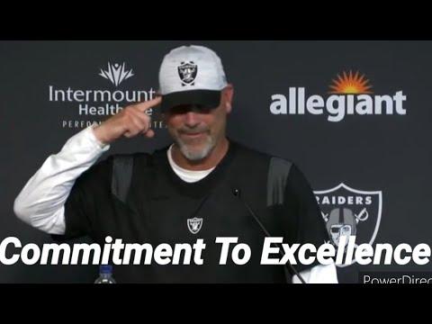 Las Vegas Raiders: Has Gus Bradley Brought Back Commitment To Excellence? By Joseph Armendariz