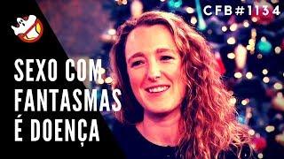 Espectrofilia Análise Paranormal CFB#1134 - Caça Fantasmas Brasil