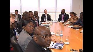 Representantes de dez países africanos participaram, na última sexta-feira (13), de um encontro no Tribunal Superior Eleitoral (TSE) para conhecer o sistema ...