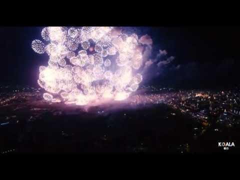 Record-Breaking Fireworks over Zurrieq, Malta