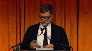 NBR Gala 2018 - Paul Thomas Anderson (Best Original Screenplay)