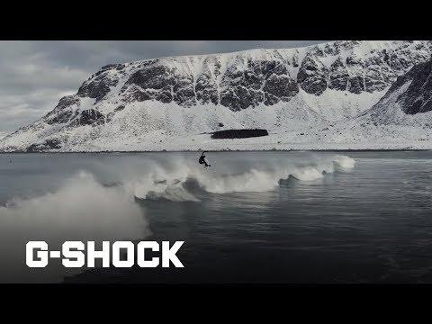 CASIO G-SHOCK Arctic Surf