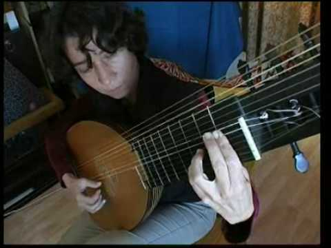 Lute, theorbo and baroque guitar
