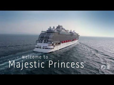 Explore The Majestic Princess Cruise Ship | Princess Cruises