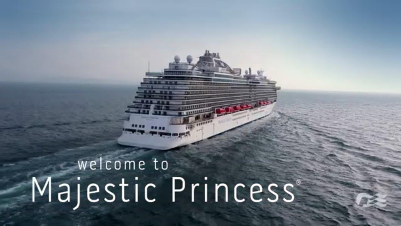 Majestic Princess | Cruise Ships - Princess Cruises