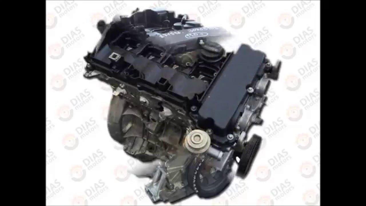 Контрактный бу двигатель M 271.946 на Mercedes C180, 1.8л, Кузов W203