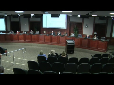 2018-01-25 North Charleston City Council and State of the City Address