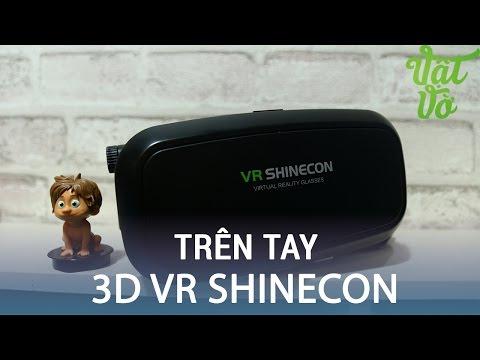 Vật Vờ| 3D VR Shinecon: thích hợp cho người bị cận, chất lượng cao