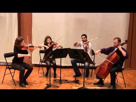 "Quatuor Milonga - Rosamunde"" - Franz Schubert"