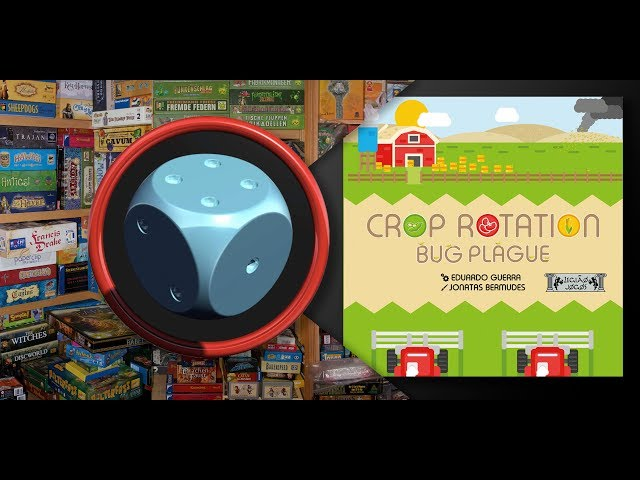 Crop Rotation Bug Plague - Como Jogar