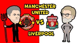 Manchester United vs Liverpool. The Preview.
