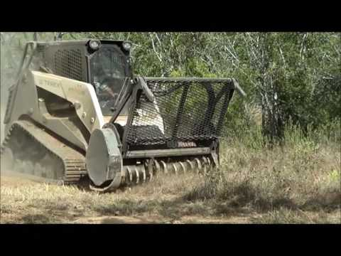 Alamo Brush Control, LLC - Brush Mulching - Land Clearing