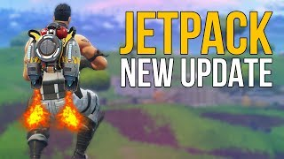 JETPACK New Update | Fortnite Fails and Epic Moments #27 (Daily Fortnite Funny Fails & WTF Moments)