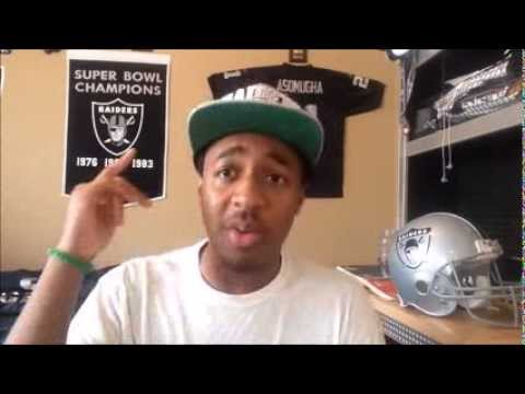 Raider Players That Are Gone, Why I Was MIA, & Soon To Interview Raiders WR Greg Jenkins