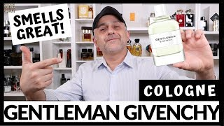 Givenchy Gentleman Givenchy Cologne Fragrance Review