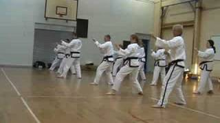 Black Belt Training Cornwall - Ge-Baek pt1