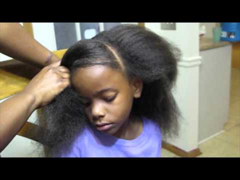 248: Natural Kids Styles w/ Creme of Nature
