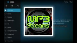 Escucha música en Kodi [Addon MP3 Streams] - Mundo Kodi