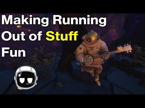 How Outer Wilds Makes Running Out of Stuff Fun