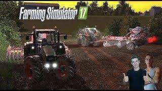 Farming Simulator 17 W pogoni za kasą #12 Coraz większy Areał i czas na siewy :)