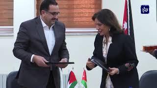 اتفاقية لزيادة الطاقة الكهربائية المصدرة من الأردن إلى فلسطين الى 80 ميجاواط (15/1/2020)
