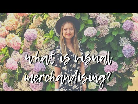 TALKING ABOUT MY NEW JOB || WHAT IS VISUAL MERCHANDISING?!