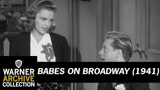 Babes on Broadway 1941 How About You