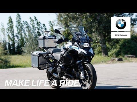 0 - BMW entwickelt ein autonom fahrendes Motorrad