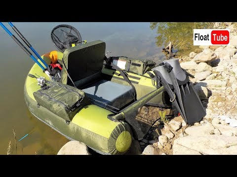 How To Get In & Out Of A Float Tube
