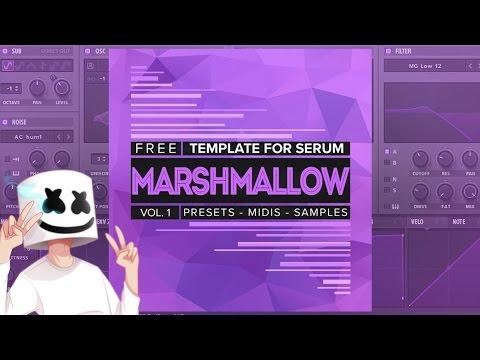 [FREE] Future Bass | Marshmello, Flume, San Holo - Serum Presets