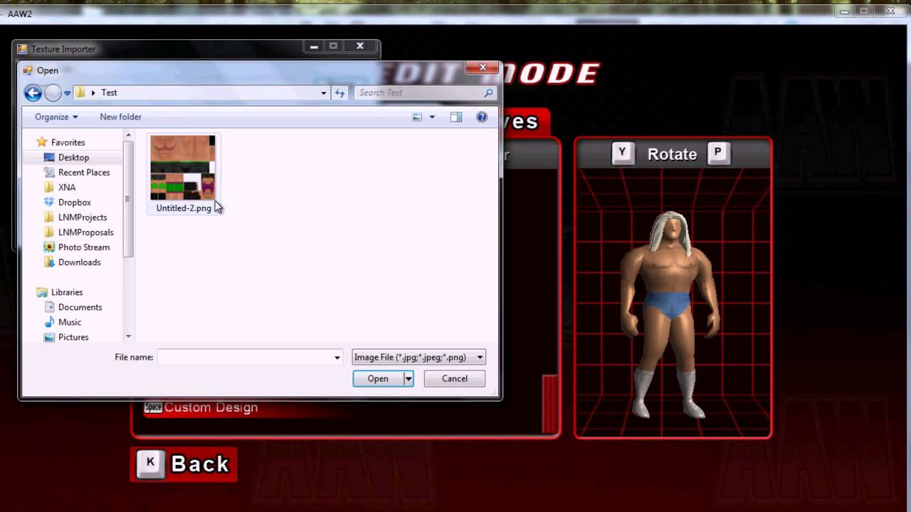Download wrestling revolution 3d for pc windows xp/7/8/8. 1/10 or.