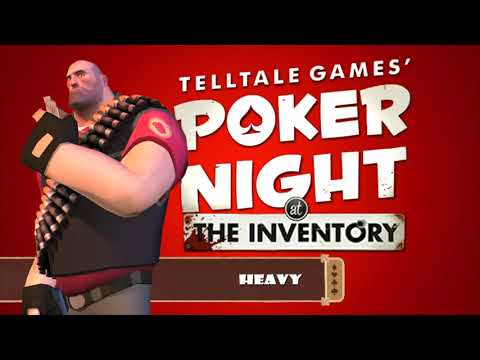Poker Night At The Inventory Dialogue: Heavy Conversations