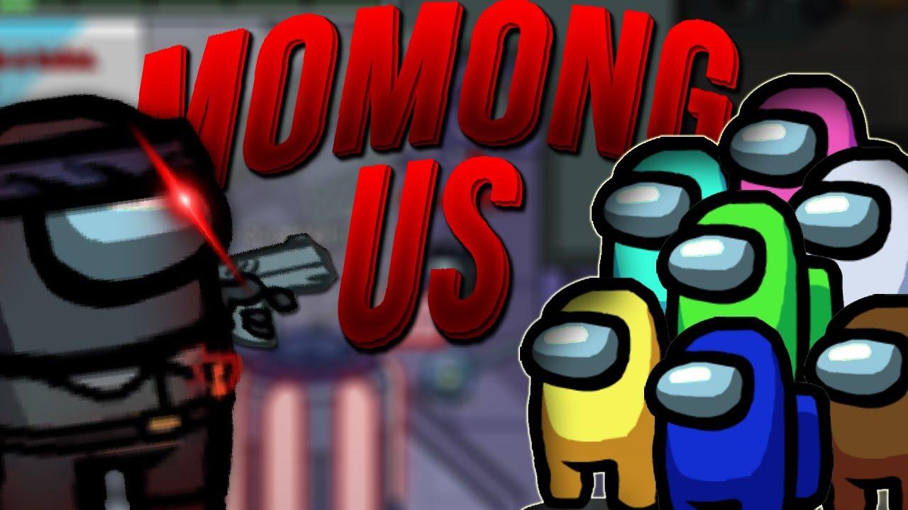 Download AMONG US #1   MOMON ES EL IMPOSTOR