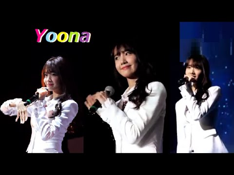 1080p [Fancam] 150103 [SNSD] Yoona focus / Mr.Taxi, The boys, GENIE, Kissing You, Mr.Mr.